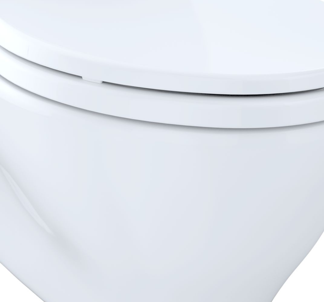 Paton the Plumber | Toto Aquia® Wall-Hung Dual-Flush Toilet